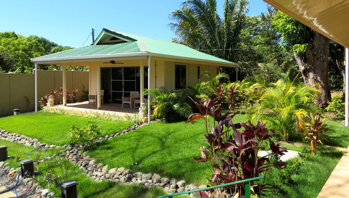 Beach Villas with Bali Garden